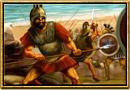 Skärmdump från Grepolis - Krig